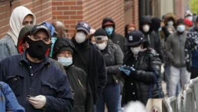 Photo of Immigration to US to be suspended amid pandemic, Trump says