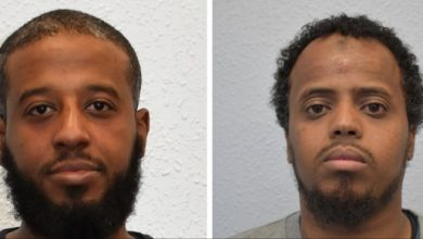Photo of Two men jailed for funding terrorism