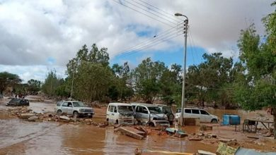 Photo of Flash floods kill at least six, ten missing in Qardho, Puntland