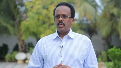 Photo of President Farmaajo calls for immediate end to clashes in Kismayo