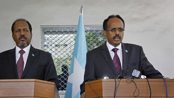 Photo of Ex-Somali president cautions govt after spy outfit threatened top journalist