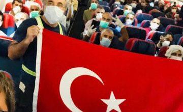 Photo of Turkey repatriates it's citizens in Somalia amid COVID-19