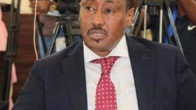 Photo of Somali MP Passes Away In Mogadishu