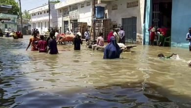 Photo of UN: Close to a million people in central Somalia hit by floods