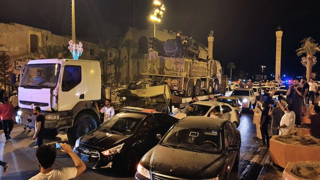 Photo of As military power shifts in Libya, Turkey and Russia control country's fate