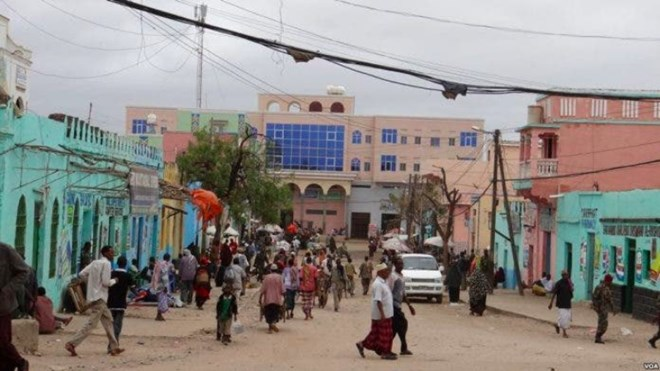 Photo of Four killed, 23 injured in bomb attack in Baidoa