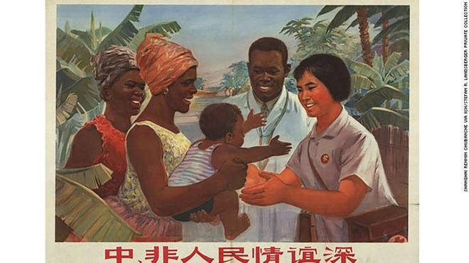 Photo of China says it has a 'zero-tolerance policy' for racism, but discrimination towards Africans goes back decades