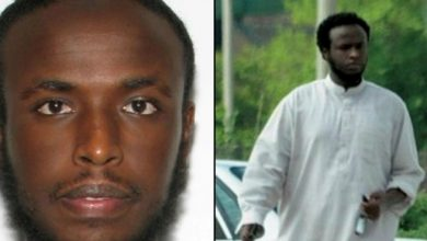 Photo of Alexandria man, on most-wanted terrorists list, charged with aiding al-Shabab