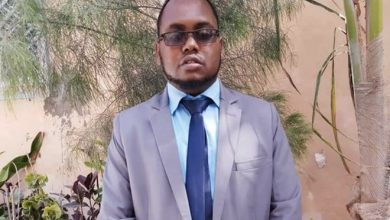 Photo of TV reporter stabbed to death in Mogadishu