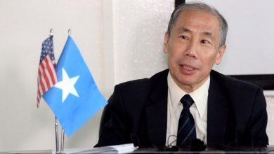 Photo of International Community has committed initial $16M to fight COVID-19 in Somalia-Amb. Yamamoto