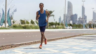 Photo of UAE's Farah hopes to follow in footsteps of Olympic great and namesake Mo