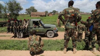 Photo of SNA troops liberate Luqa Jelow from Al-Shabaab