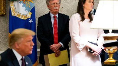 Photo of Bolton Says Trump Impeachment Inquiry Missed Other Troubling Episodes