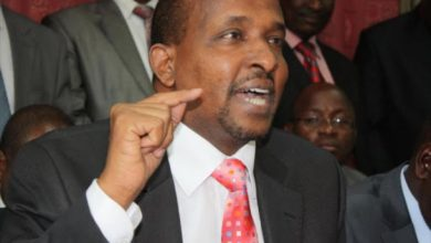 Photo of It's only the President who will determine Duale's fate: Wambugu