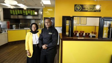 Photo of Somali restaurateur blends African, American flavors in new Northland spot