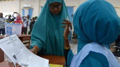 Photo of In Somalia, voting under way but democracy delayed