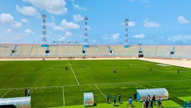 Photo of Mortar shells hit after Somalia celebrates reopened stadium