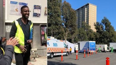 Photo of 'We're Free:' Residents in Melbourne's 8 public housing towers react to end of hard lockdowns