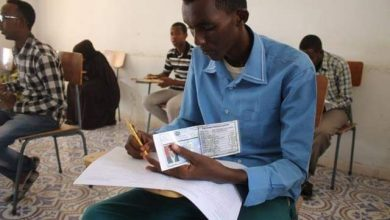 Photo of National exams kick off in Somalia amid COVID-19 pandemic