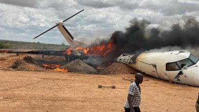 Photo of Investigators begin probe into plane crash in Beledweyne