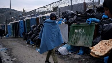 Photo of 'They make refugees invisible': Life inside Greece's teeming migrant camps during coronavirus