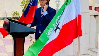 Photo of Taiwan opens 'diplomatic' office in Somaliland