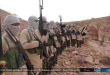 Photo of Islamic State glorifies defector from Al-Shabab in its publication