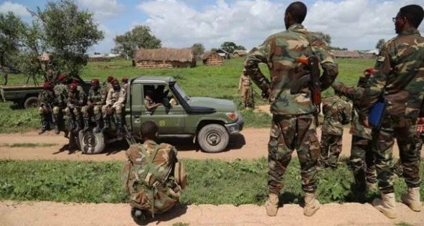 Photo of Five soldiers killed in al-Shabaab attack in southern Somalia