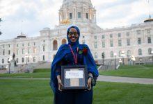 Photo of Somali American educator Qorsho Hassan wins Minnesota Teacher of the Year award