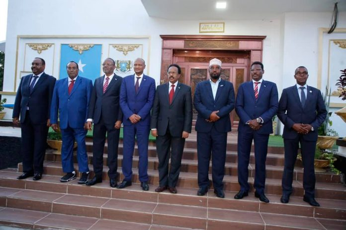 Photo of Farmaajo, FMS leaders strike electoral deal in week-long talks