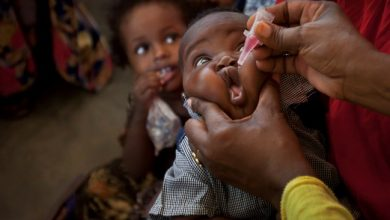 Photo of UN agencies to immunize 400,000 Somali children against polio, measles