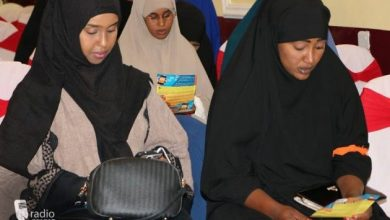 Photo of Somaliland women's careers boosted by education grant scheme