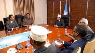 Photo of Farmaajo, FMS leaders seek Parliament's nod of poll deal in closed door meeting