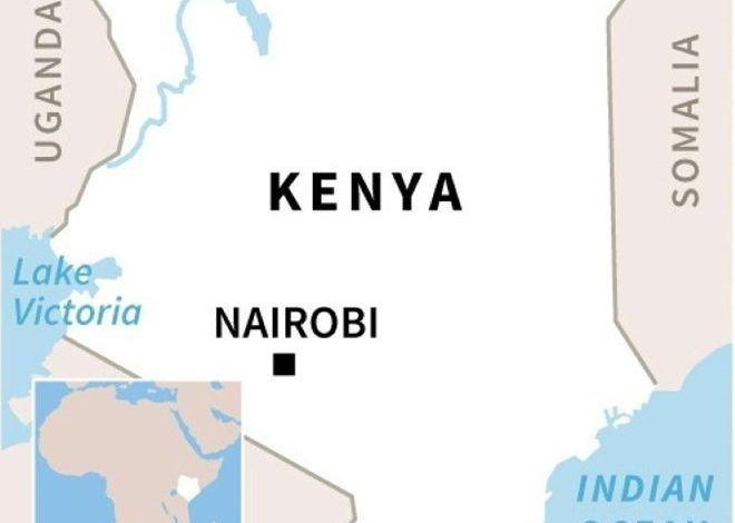 Photo of Somali, Kenyan troops exchange gunfire in border firefight