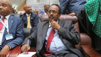 Photo of Somali leader says Al-Shabaab weakened under his tenure