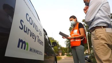 Photo of CDC pulls COVID surveyors out of Minnesota after reports of threats, racism