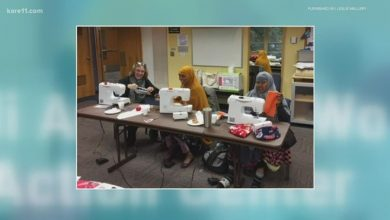 Photo of Somali sewing group creates masks for local hospitals