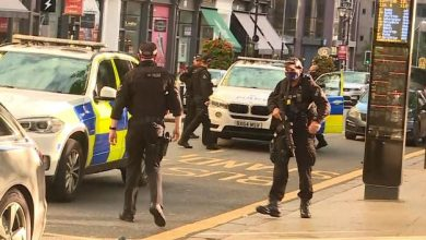 Photo of Major incident in Birmingham city centre after 'multiple stabbings'