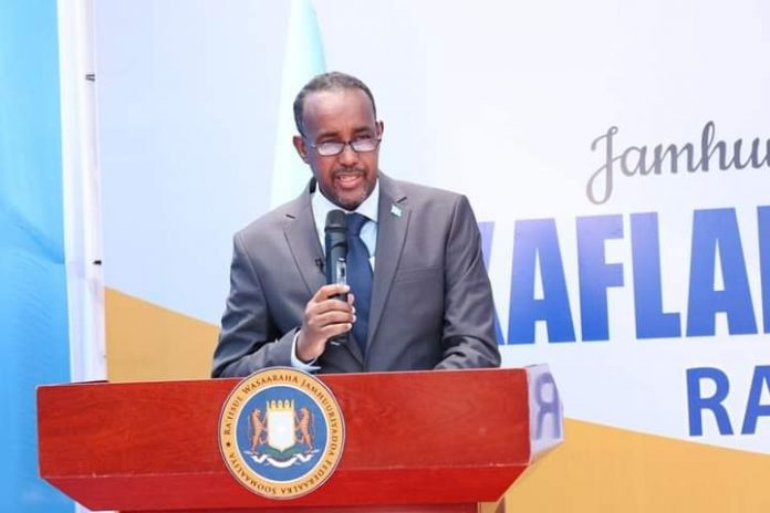 Photo of Somalia's New PM Takes Office, Pledges To Fight Women Abuses