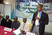 Photo of Somali athletic community celebrates former NOCSOM Boss appointed Minister of Labour and Social Affairs
