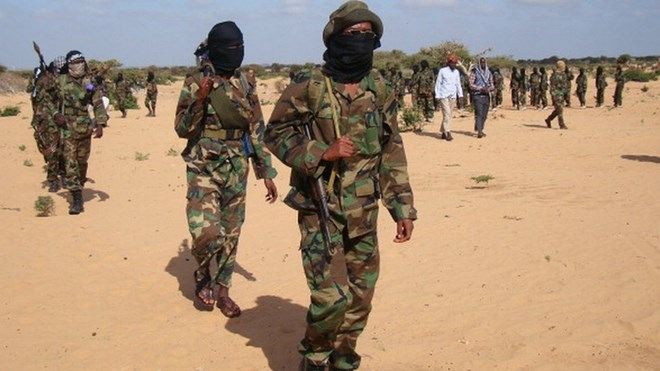 Photo of 18 militants killed in southern Somalia