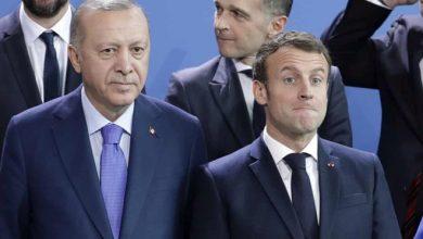 Photo of France recalls ambassador to Turkey after Erdoğan questions Macron's mental state